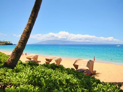 Photo for My Perfect Stays:  Only $179 a Night!  Sept 21-Oct 4 SPECIAL -Steps to Maui's #1 Beach!