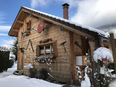 Photo for Cozy chalet 6 people near Samoëns 3 *