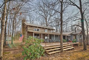 Photo for 3BR Cabin Vacation Rental in Beersheba Springs, Tennessee