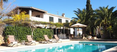 Photo for Rural property of 350 m2, near Palma with private pool and garden.