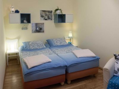 Photo for Twin Room 4 online - Pension im Adventhaus