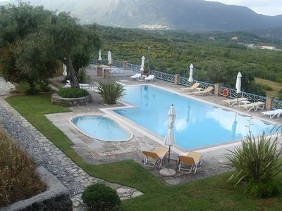 Photo for Two room apartment on Corfu, 3km from beaches