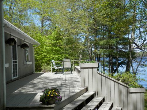 middle cabin maine national donnel acadia lakeside cottage cottages lodging park in bar near harbor camden rentals