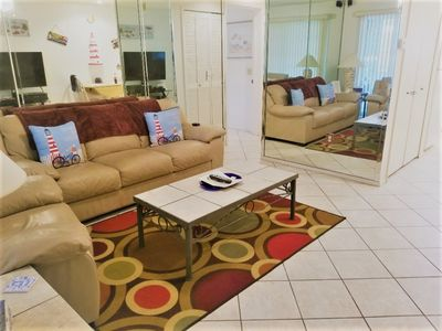 Beautiful 1 br/1 bath Condo for rent in Paradise Lakes Clothing Optional Resort