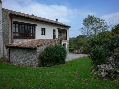 Photo for Country house in La Pereda (Llanes)