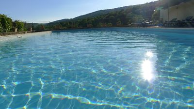 Photo for Suite in Villa Antica in the countryside, between Umbria Tuscany and Trasimeno, with swimming pool