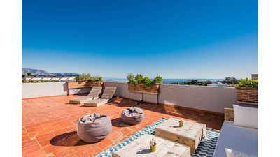 Photo for La mairena mountain house, views, pool, 10 mins from Marbella's best beaches,