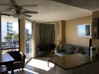 Photo for Oceanview Condo #306 At Meridian Plaza
