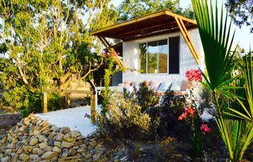 LOVELY ECO-CABIN 5' FROM BEACH IN CABO DE GATA NATURAL PARK