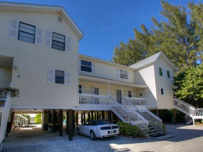 Photo for Gulf Dunes A 2 bedroom remodeled town home overlooking the beach.