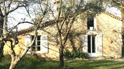 Photo for CHEZ ZEN  . holistic retreat . south of  france .  8 days / 7 N. / 14 pers.