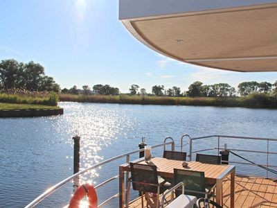 Photo for Houseboat - FLOATING 44 in Ueckermünde - houseboat Ueckermünde Type FLOATING 44