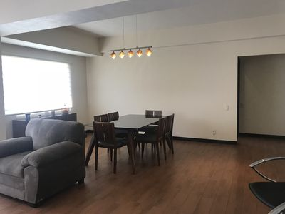 Photo for Cozy Entire Apartment, excellent location 3 min. from periférico 2nd floor.