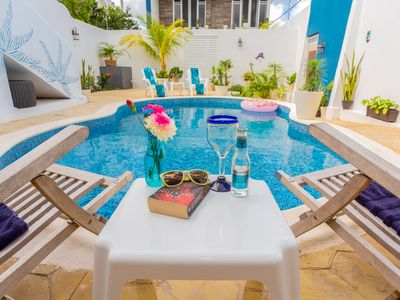 Photo for ⛱Relax and Recharge | fastest WiFi | by the sea | Stingray Villa⛱