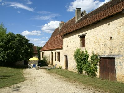 Photo for Holiday farm close to Berbiguières (2 km) in the peace and quiet of the lovely natural environment