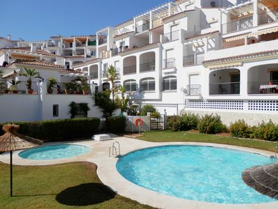 Photo for 1042 Apartment Lucia - Apartment for 4 people in Nerja