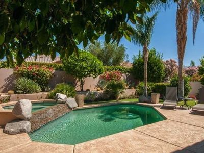Photo for Immaculate La Quinta Fairways Home With Tranquil and Private Backyard Retreat!