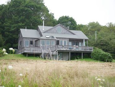 Oak Point Cottage - Waterfront with a great beach