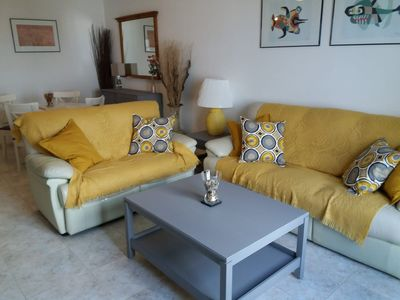 Photo for Apartment in a quiet complex with a beautiful pool and sun terrace