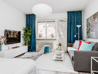 Photo for Charming City Center Studio Apartment