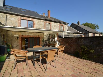 Photo for Country house for lovers of walks and reading by the fire, in the area of Durbuy