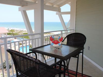 Photo for Luxury Key West Style Ocean View Beauty...TOP FLOOR...Private!
