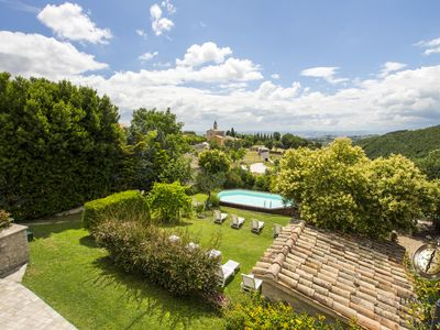 Photo for Villa le Colline - Panoramic Villa in the center of Italy, with private pool