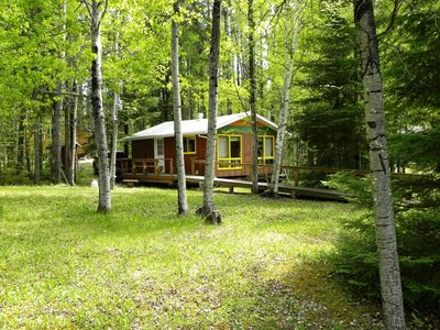 Photo for Cabin (SLEEPS 8)-Woman River Camp