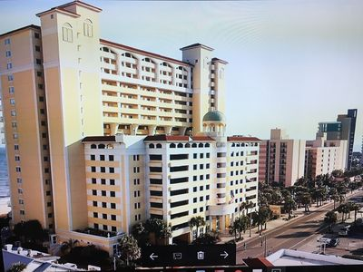 Photo for Oceanfront 1-Bedroom Penthouse Unit! Newly Remodeled. Amazing Views!