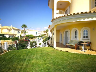 Photo for 4 Bedroom Private Villa with heatable Pool, Garden and near the Beach