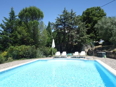 Photo for HOUSE WITH PRIVATE POOL OF 6m x 13m50