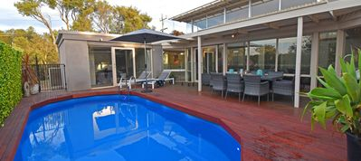 Photo for FLORENCE HOUSE Warm Winter Luxury with Pool & Deck