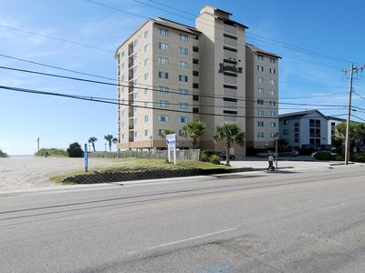 Fabulous 3 bedroom Oceanfront condo in North Myrtle/- close to Main Street