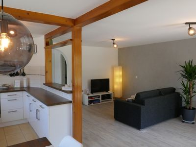 """Photo for 2 room apartment """"Schwarzwaldliebe"""" in Hexental, terrace"""