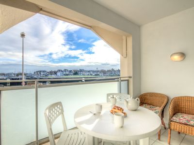 Photo for Apartment Le Beach in Deauville-Trouville - 3 persons, 1 bedrooms