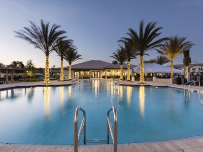 Photo for Resort Vacation Pool Home