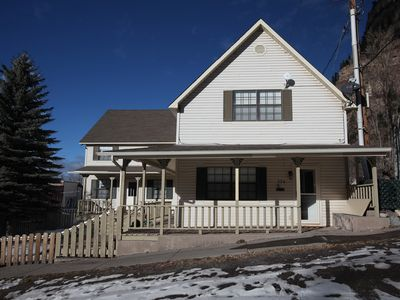 Photo for Historic Home - Located in Downtown Ouray - Pet Friendly - Pool Table