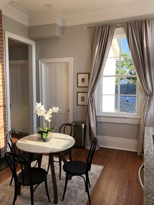 Photo for Historic Luxury Apartment located 2 blocks from the St. Charles Street Car line