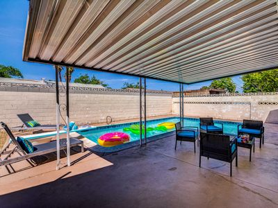 Photo for Upscale Estate With Pool In A Vibrant Area