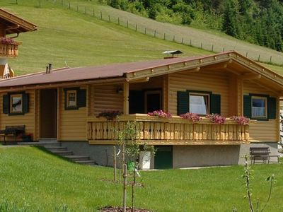 Photo for Chalet Ahorn / Beech, 501/502 3/4 gourmet board short - Regitnig - 4 * Hotel & Chalets