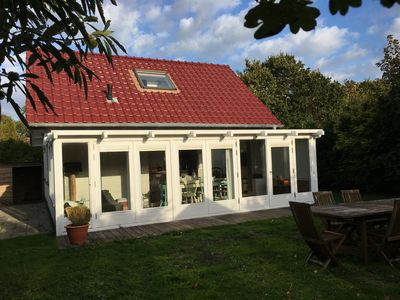 Holiday house 8 minutes walking distance from Beach in Ouddorp aan zee ZH