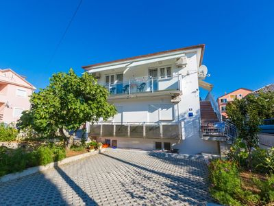 Photo for This apartment is located in the small fishing village Selce,...