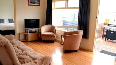 Photo for 2BR Cabin Vacation Rental in Eden, NSW