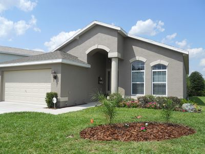 New home located in Gated Community