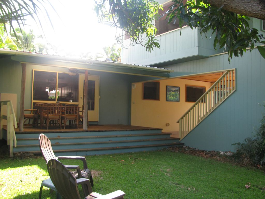 'Hale o Lei...You Will Never Want to Leave!'- Go Where Evacuees Go!