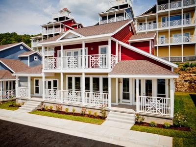 Photo for THIS RESERVATION IS FOR A 2 BR, 2 BATH FOR A 6 NIGHT STAY - Branson's Nantucket Resort