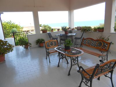 Photo for 2BR Villa Vacation Rental in Campofelice di Roccella, Sicilia