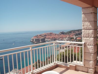 Photo for Apartment Karmen With Balcony And An Wonderful View