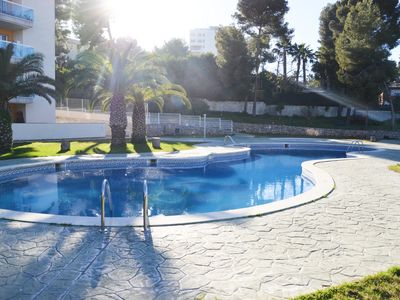 Photo for IDEAL FOR FAMILIES! CLIMATISED, SWIMMING POOL, BEACH, QUIET AND NEAR PORT AVENTURA