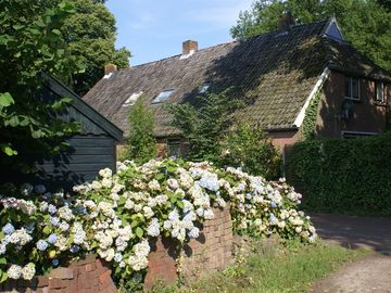 British/Dutch Owned Former Farmhouse (1836) near Picturesque National Park*WIFI